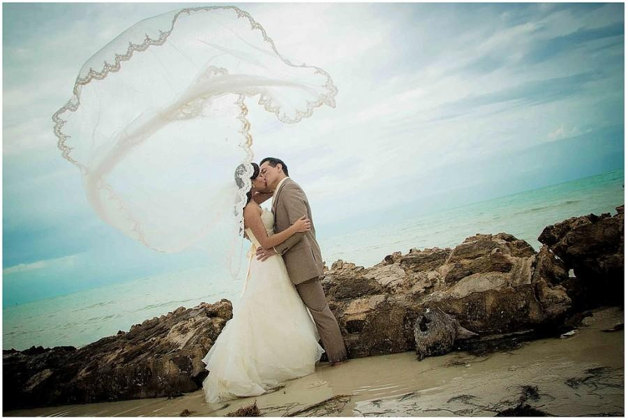 Wedding - Holbox En La Lluvia.