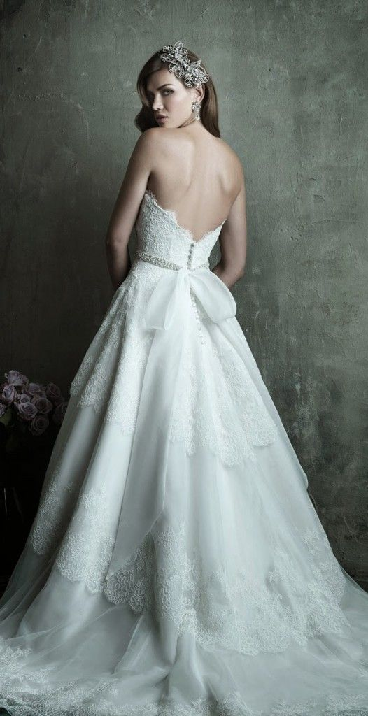 Dress - Wedding DRESSES 2014 #2088131 - Weddbook