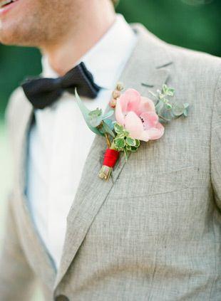 Wedding - Groom, Groomsmen And Ring-Bearers