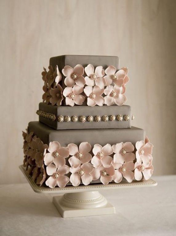 Atemberaubende Hochzeitstorte Und Kuchen Ideen