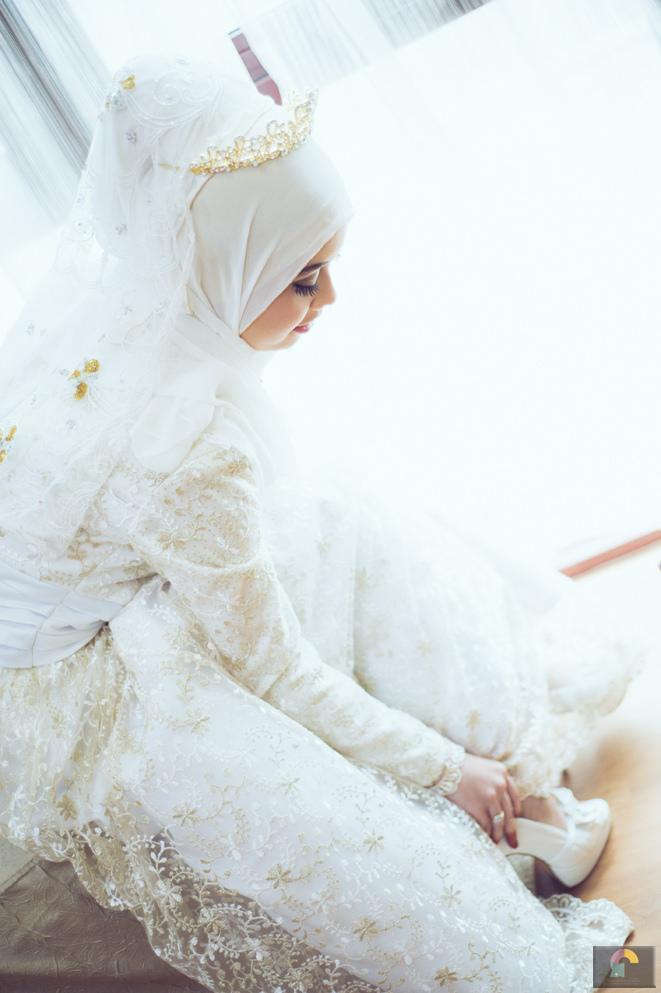 Hochzeit - Tengku Fatimah & Afiq