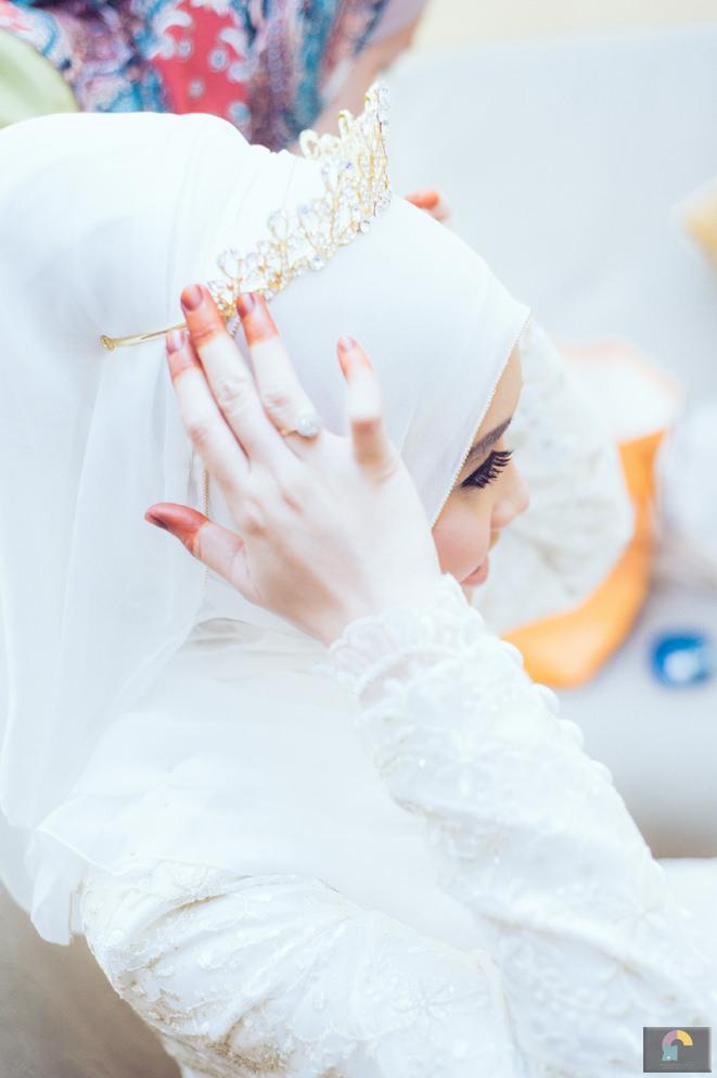 Wedding - Tengku Fatimah & Afiq