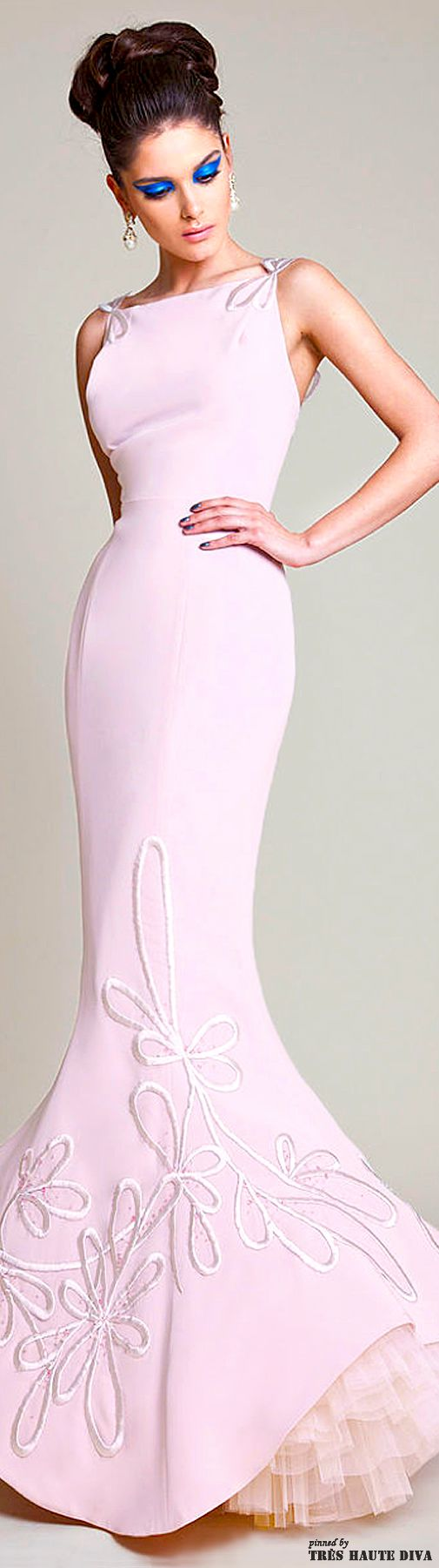Pastell Hochzeit - Kleider ..... Pastell-Rosa #2088371 - Weddbook