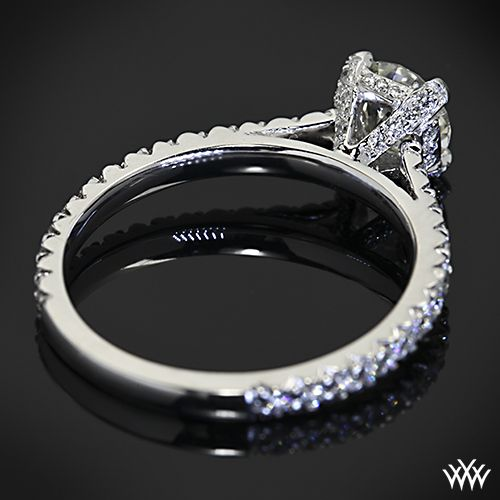 Wedding - Pave Engagement Rings And Wedding Bands - Pave'd In Diamonds