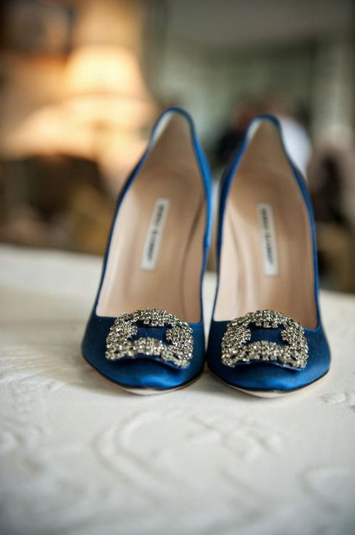 Mariage - Le mariage bleu