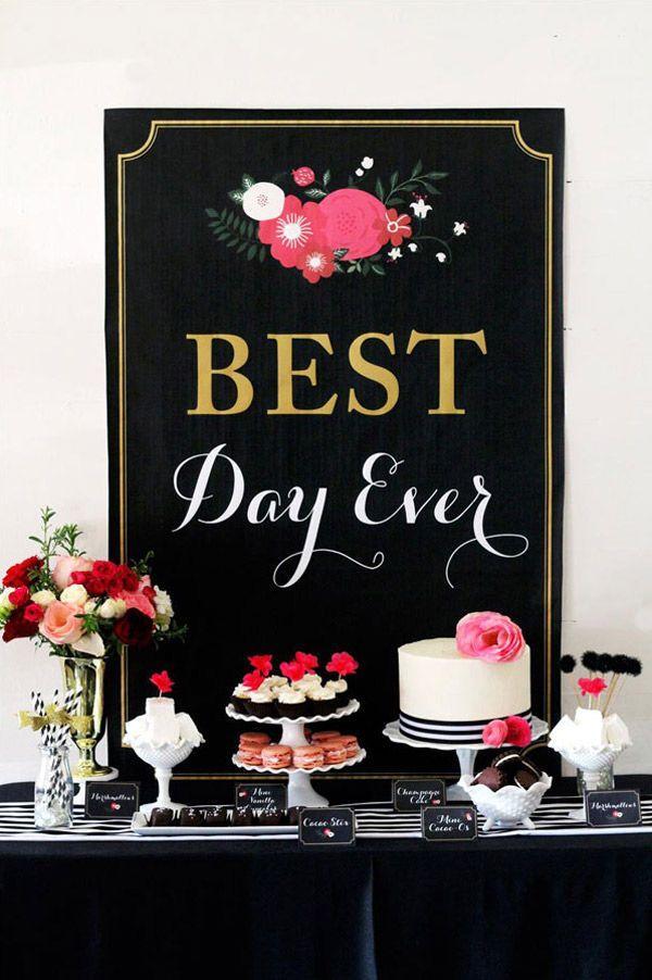 Mariage - Festas - Parti Decor