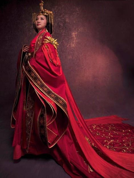 Oriental Hochzeit - Traditionelle Chinesische Hochzeit #2089400 ...