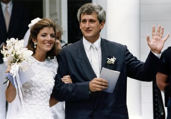 Wedding theme celebrity weddings 2089438 weddbook for Tatiana schlossberg wedding dress