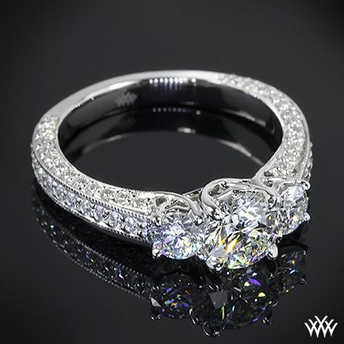 Mariage - Pave Bagues de fiançailles et alliances - Pave'd dans les diamants