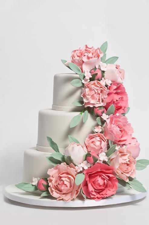 Wedding - All Things Beautiful...Cakes....