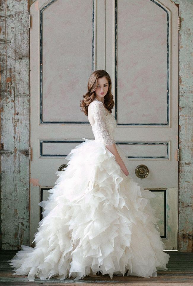 Dress fairytale wedding dresses 2089891 weddbook for Very pretty wedding dresses