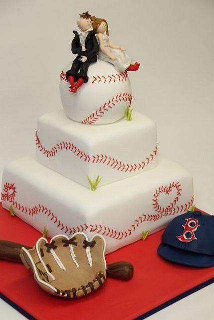 Wedding - Sports Theme Wedding ~ Batter Up