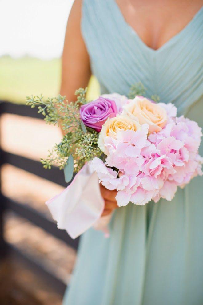Hochzeit - Blumensträuße zu beeindrucken