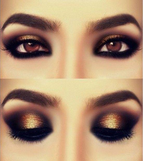 Outdoor Wedding Makeup Tutorial : Makeup - Eye Makeup Tutorial #2090115 - Weddbook