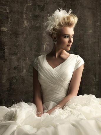 Hochzeit - Einwandfreie Elfenbein