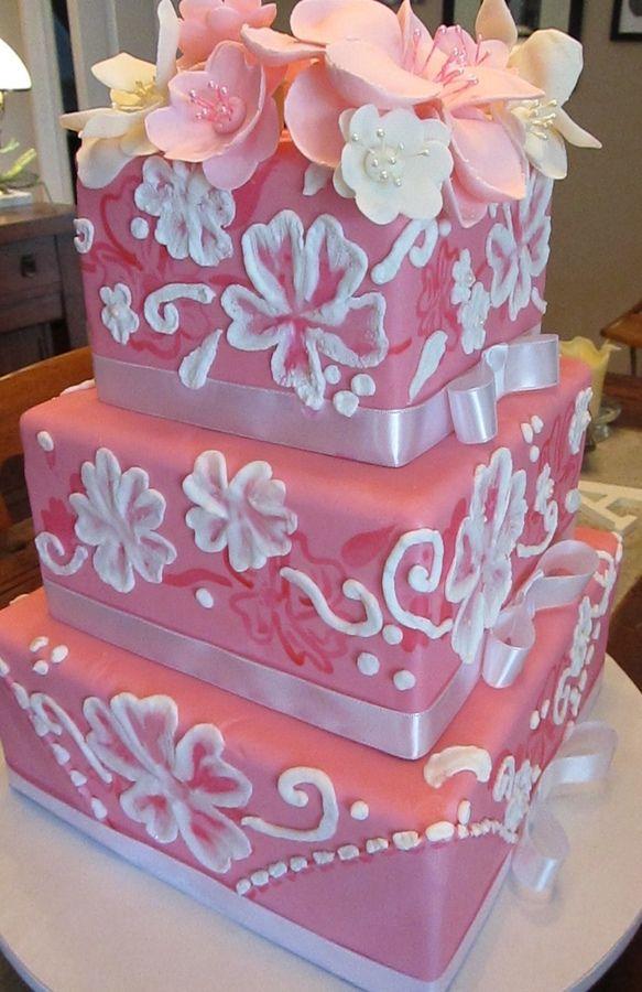 Hochzeit - Schöne Kuchen & Muffins II