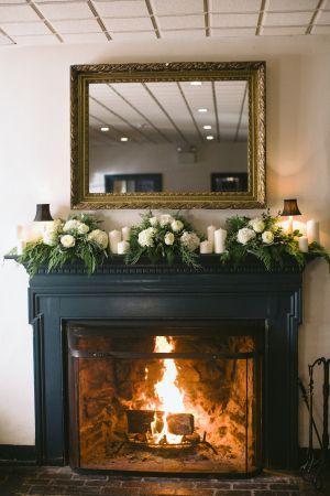 زفاف - الشتاء الإلهام الزفاف