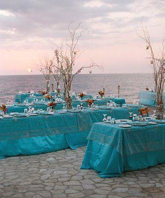 Summer Wedding - Little Mermaid Wedding #2090753 - Weddbook