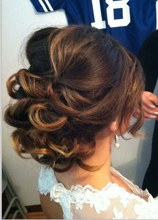 Brides With S Hair Styles