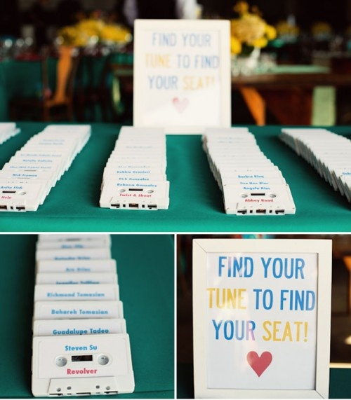 Wedding - Wedding Seating Charts And Escort Cards