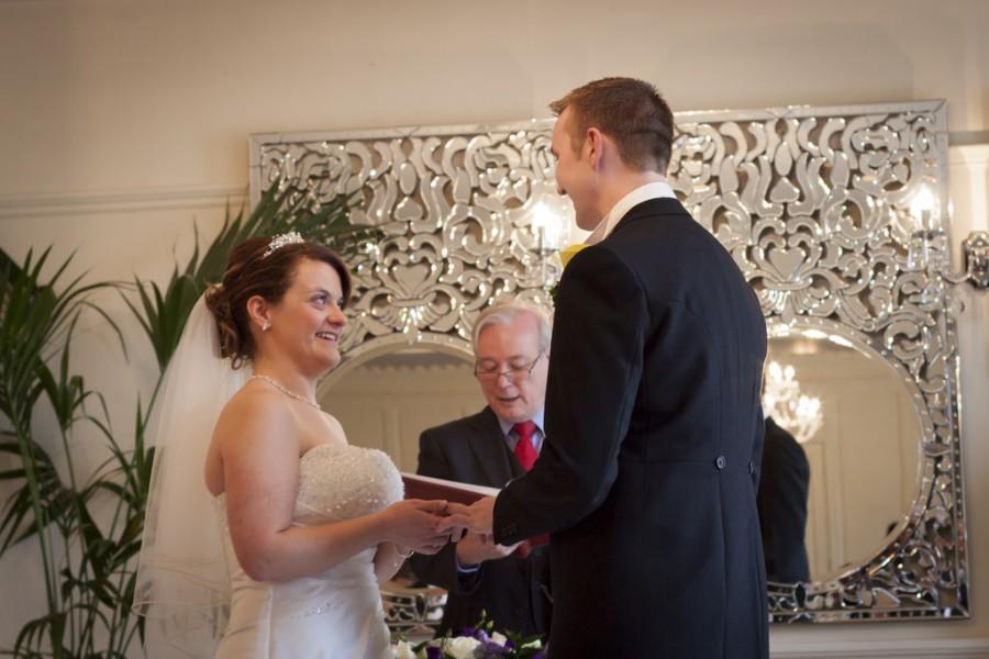 Wedding - Mr & Mrs Bleasdale