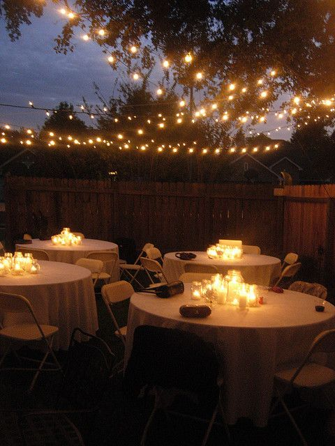 Wedding - Weddings-Backyard