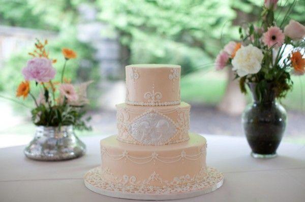 Mariage - gâteau