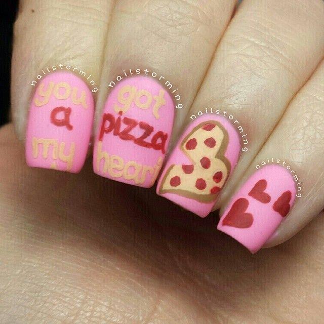 Hochzeit - Nette Nails