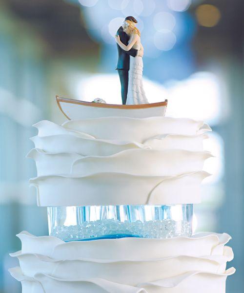 Un gâteau de mariage tout blanc, oui ou non ? 9