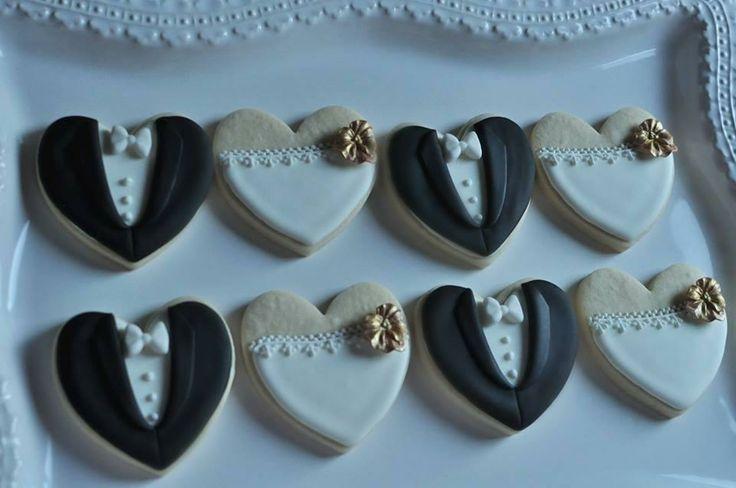 زفاف - الكوكيز: الزفاف / / المشاركة / / دش