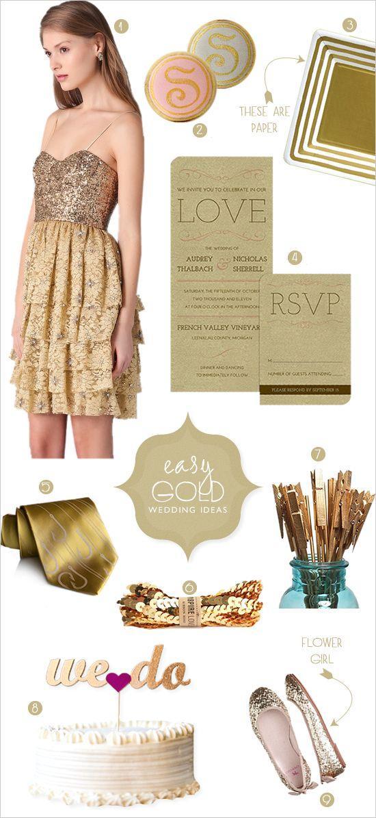 Wedding - Wedding-Gold
