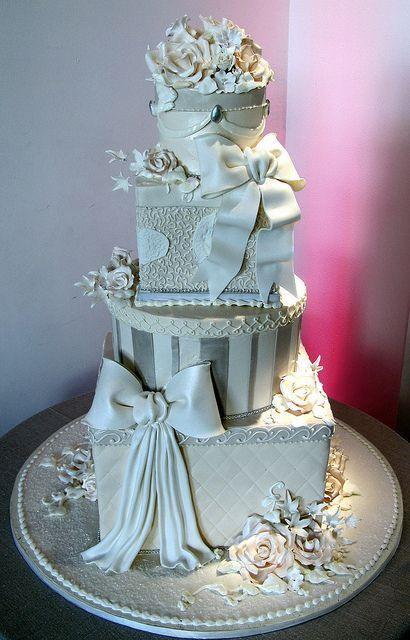 زفاف - كعك كعك جميلة وكأس
