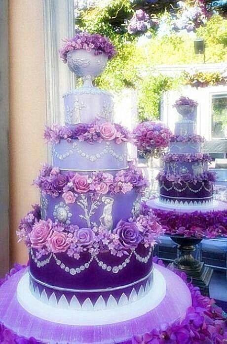 زفاف - كعك الزفاف حالمة