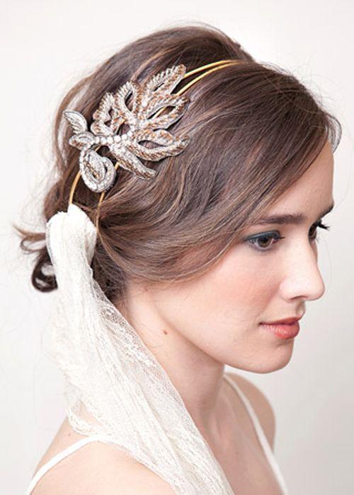 Свадьба - ❥ Tocados Де Novias ❥