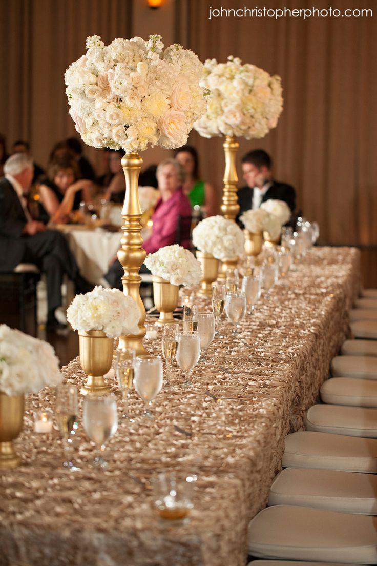 Идеи для золотой свадьбы