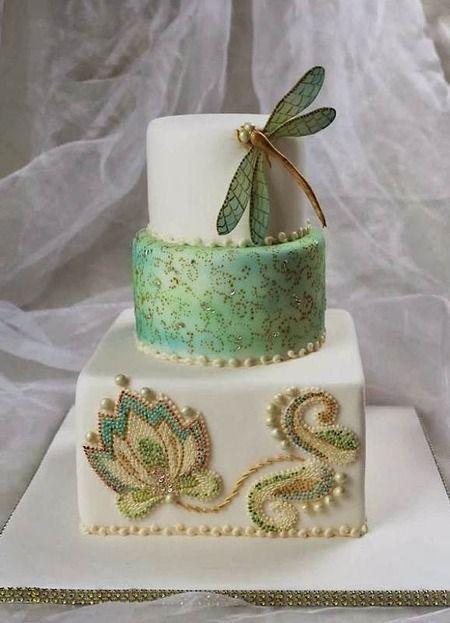 Wedding -  A - Bridal Cakes, Shower, Wedding, Engagement, Anniversarly