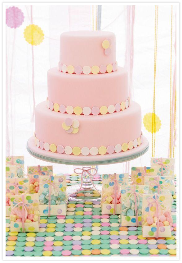 Wedding - Pastel Wedding Inspiration