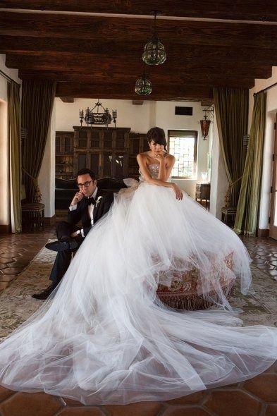 زفاف - فساتين زفاف من عام 2013 ❤ ️ 2015