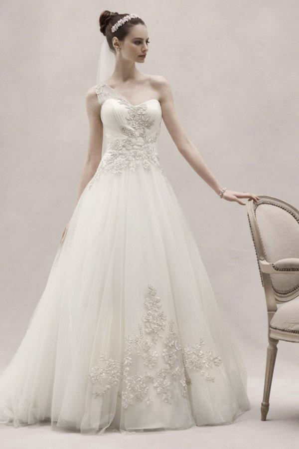Wedding - Weddings-Bride-Tulle