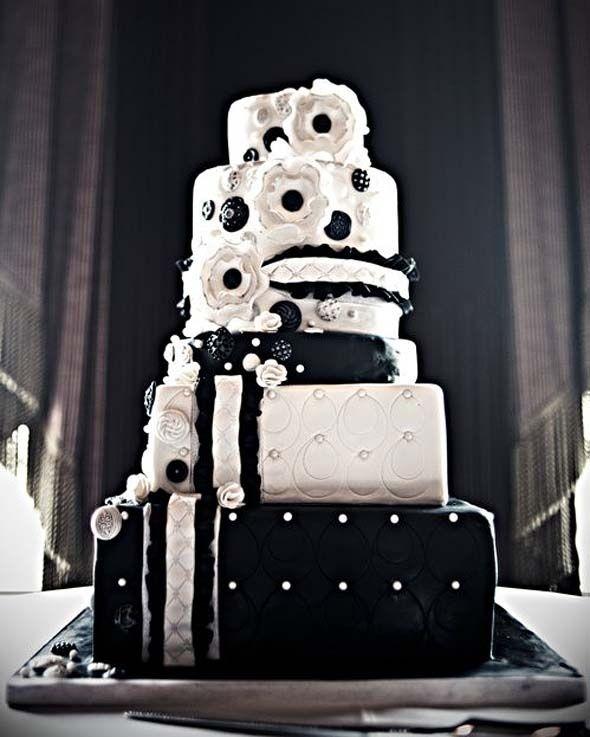 Striped Wedding Black And White Stripe Weddings 2093867 Weddbook