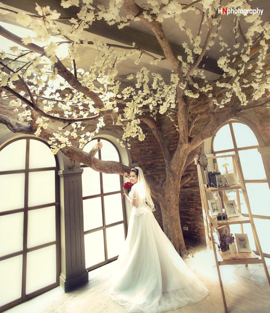 Wedding - Single Bride