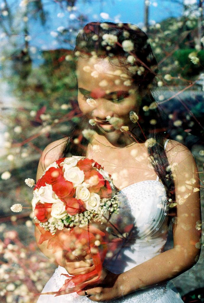 Wedding - Dboule Exposured Bride