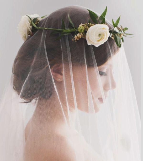 Hochzeit - Bridal Haar / acconciatura Sposa