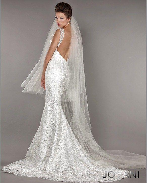 37afedb59 Backless Dresses - Backless Wedding Gowns  2095238 - Weddbook
