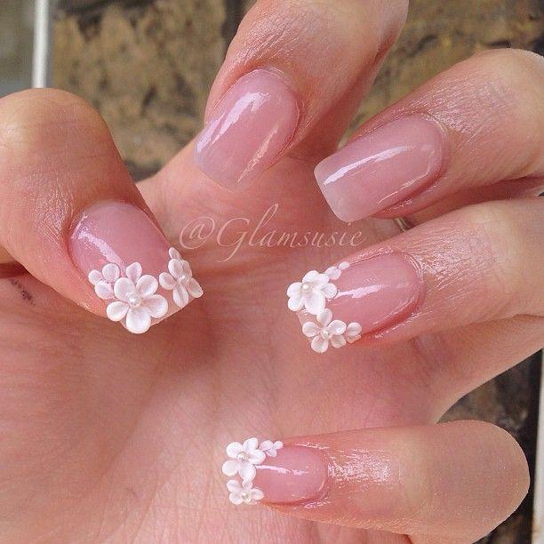Wedding Nail Designs - Wedding Nail Art #2095370