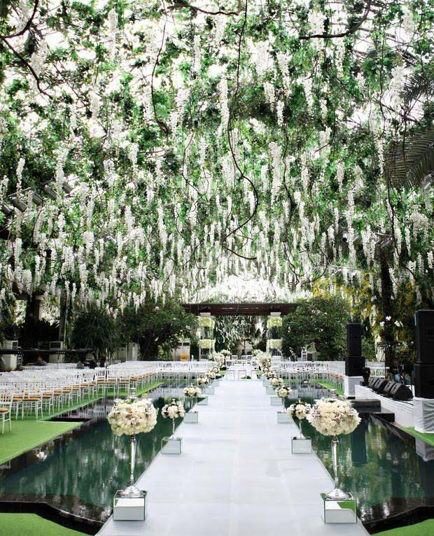 Outdoor Ceremony & Reception Ideas