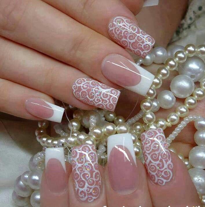 Wedding Nail Designs Wedding Nail Art 2095751 Weddbook
