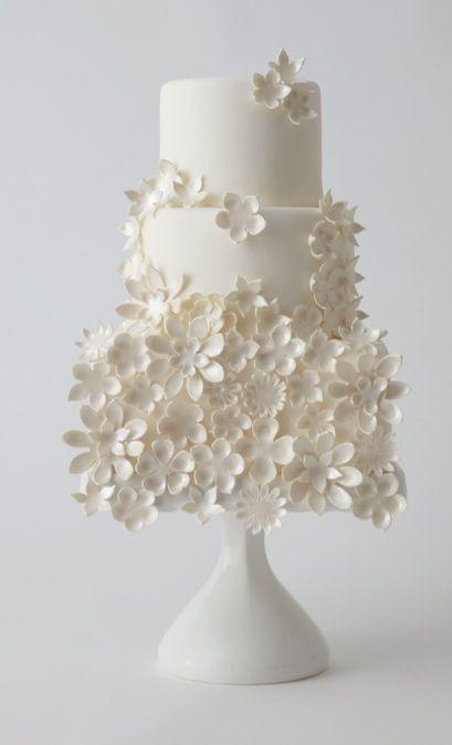 زفاف - كعك الزفاف الحديثة
