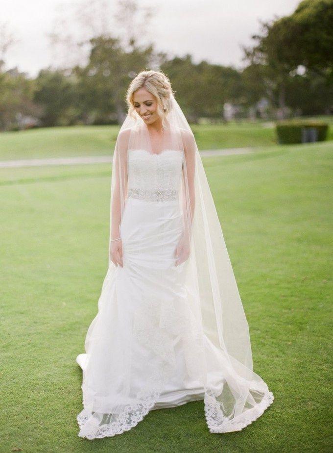 Hochzeit - Brautschleier