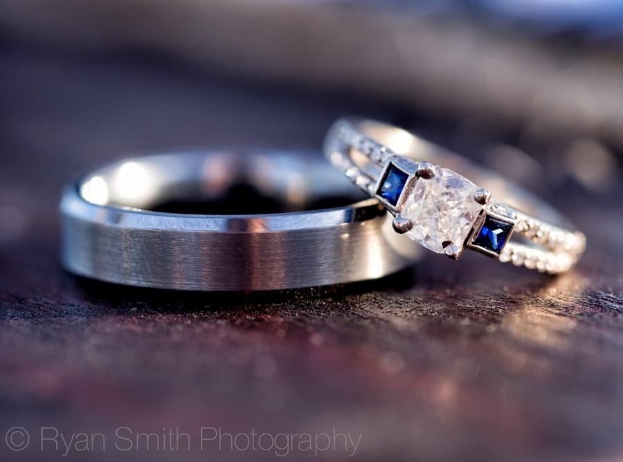 Wedding - Another Macro Ring Shot With Focus Stacking